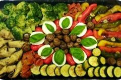 Nr. 26 - Gemüseplatte Feinschmecker