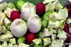 Nr. 87 - Klassischer Schopska-Salat